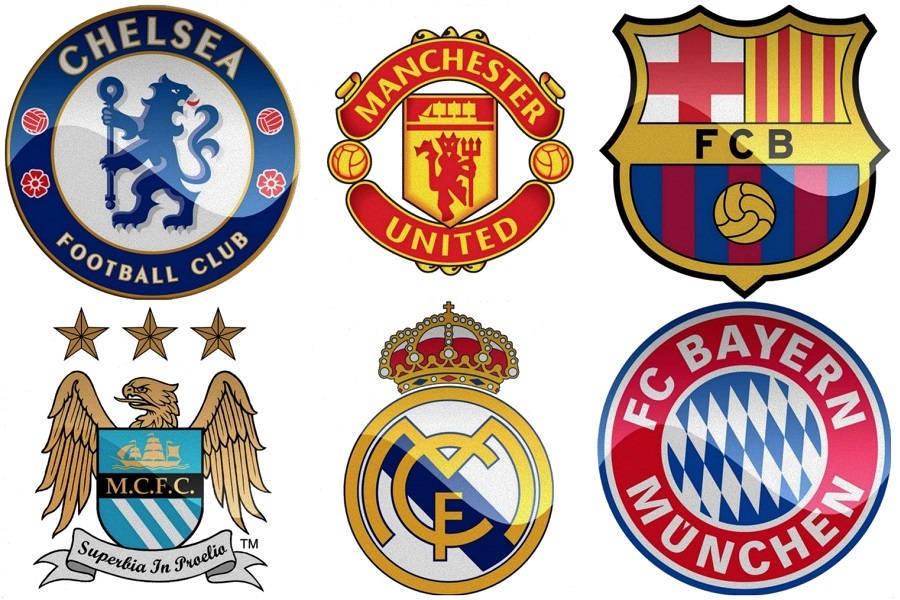 футбольные картинки клубы
